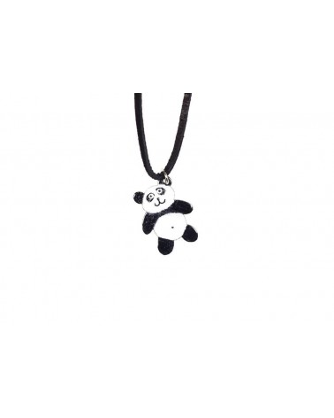 Smaltovaný přívěsek - panda