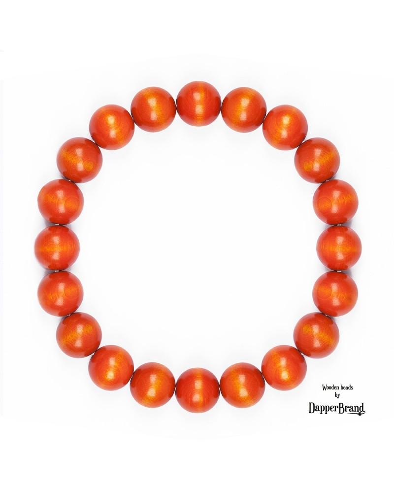 Oranžové celé korále